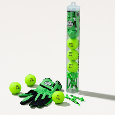 Bull Golf Essentials Tube
