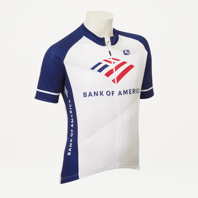 Bank of America Giordana® Bike Jersey