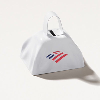 Flagscape Ring-A-Ling Cow Bell