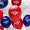 Flagscape Latex Balloons - 48 Pack