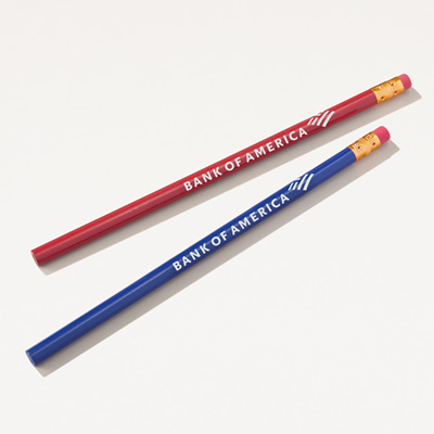 Bank of America Pencils - Pack of 48