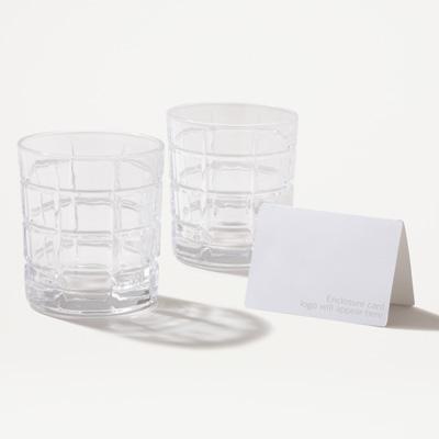 Highland Glasses - Set of 2