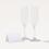 Swarovski® Crystal Encrusted Flutes - Set of 2
