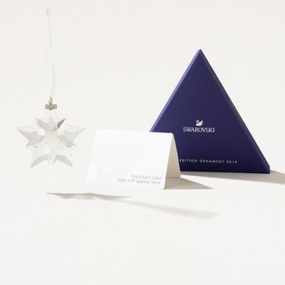Swarovski® 2019 Limited Edition Ornament