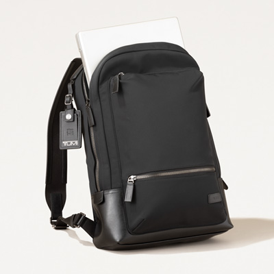 Bull TUMI® Bates Computer Backpack