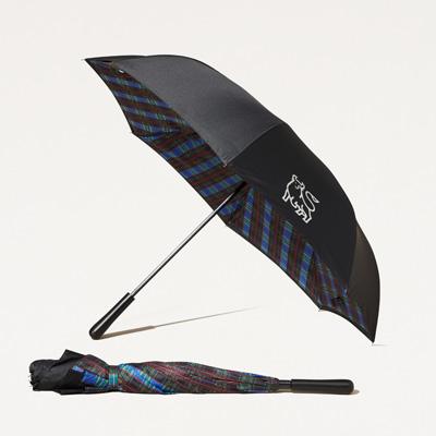 Bull Inversion Stick Umbrella