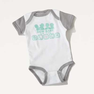 Bull Infant Bodysuit