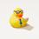 Flagscape Techie Rubber Duck