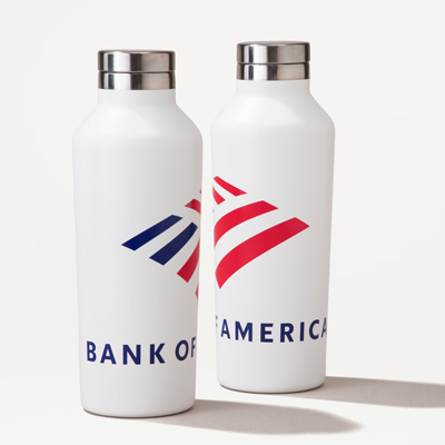 Bank of America 16.9-Ounce Marshet Bottle