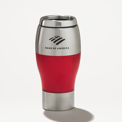 Bank of America 16-Ounce Lynda Tumbler
