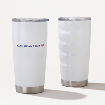 Bank of America 20-Ounce Maya Stainless-Steel Tumbler