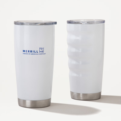 Merrill 20-Ounce Maya Stainless-Steel Tumbler