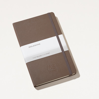 Bull Moleskine® 5.25x8.25 Notebook