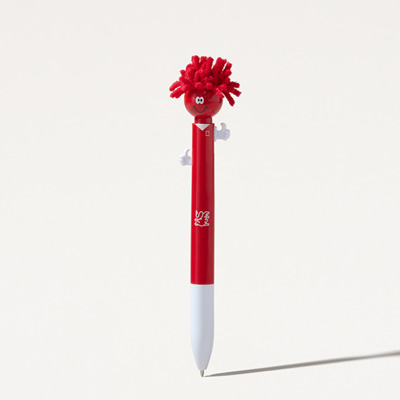 Bull MopTopper™ Two-Color Pen