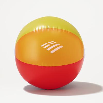 Flagscape Rainbow Beach Ball