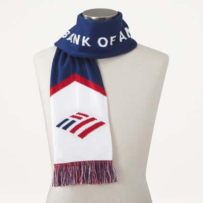 Bank of America Spirit Scarf