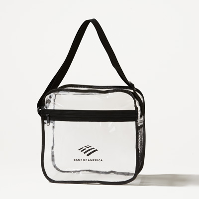 Bank of America Event Messenger Bag