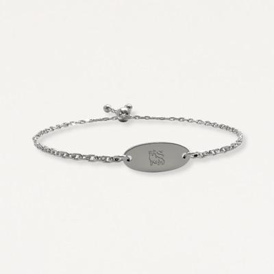 Bull Sterling Silver Bracelet