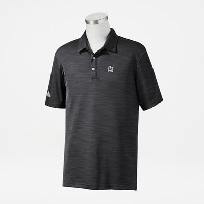 Bull Adidas® Men's Melange Polo