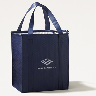 Bank of America Insulated Reusable Tote