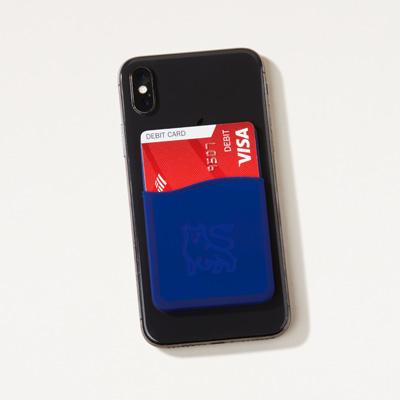 Bull Silicone RFID Wallet