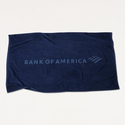 Bank of America Beach Towel