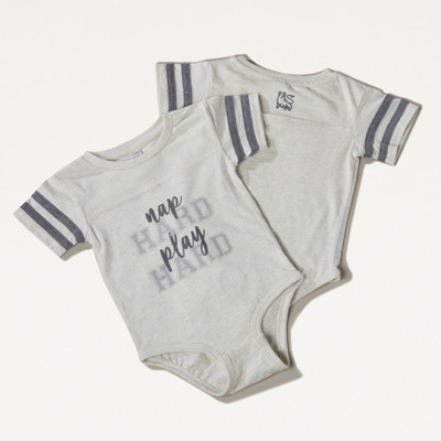 Bull Infant Bodysuit