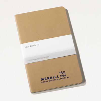Merrill  Moleskine® Cahier Journal