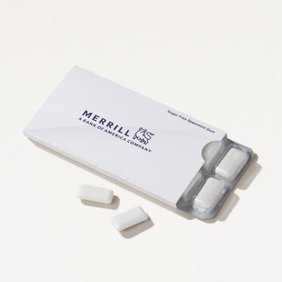 Merrill Sugar Free Gum Pack