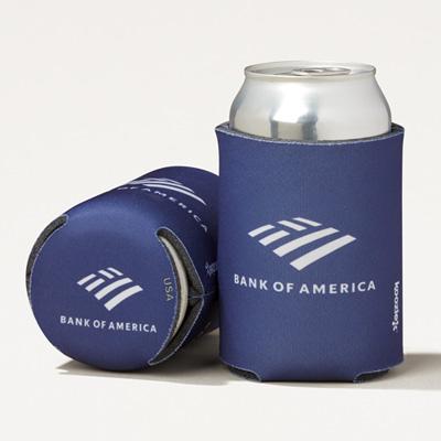 Bank of America Koozie® Can Cooler