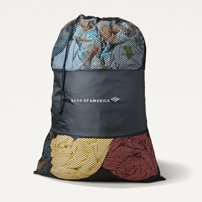 Bank of America Laundry Bag