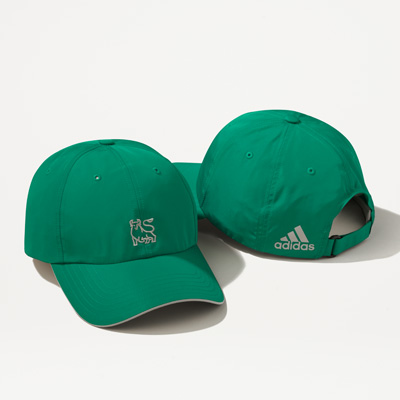 Bull Adidas® Performance Hat