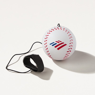 Flagscape Baseball Yo-Yo Bungee Squishy