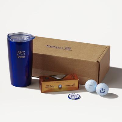 Bull Golf Gift Set