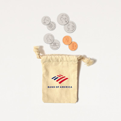 Bank of America Seed Coins