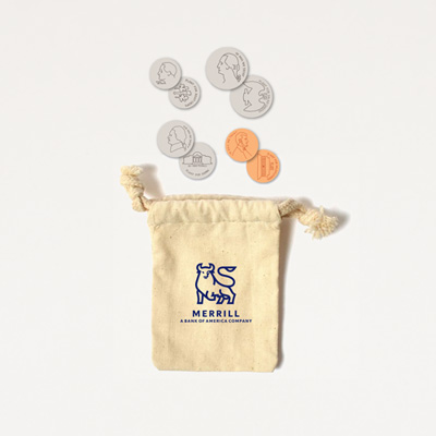 Merrill Seed Coins