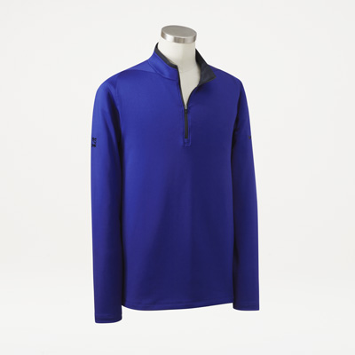 Bull Nike® Men's Half-Zip Cover-Up