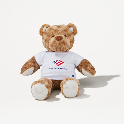 Bank of America Build A Bear T-Shirt