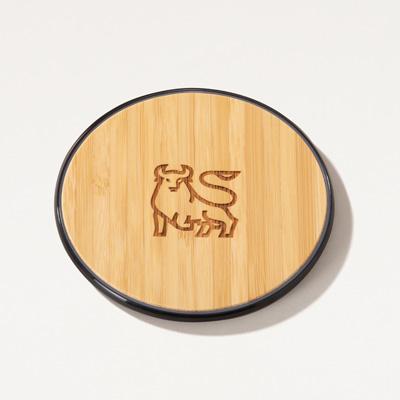 Bull Bamboo Charging Pad