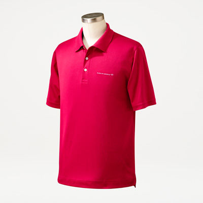 Bank of America Men's Signature Polo