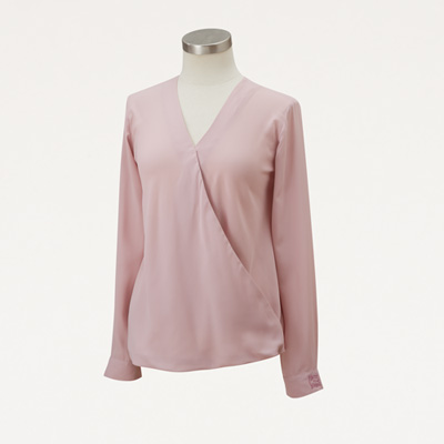 Bull Ladies' Wrap Blouse