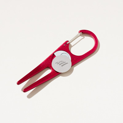 Flagscape Divot Tool  with Ball Marker