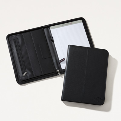 Flagscape Leather Padfolio