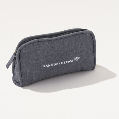 Bank of America Cotton Pouch