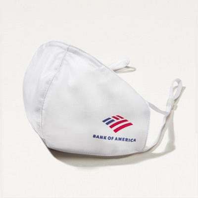 Bank of America Face Covering