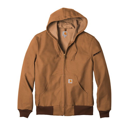 BNSF Carhartt® Thermal Duck Jacket