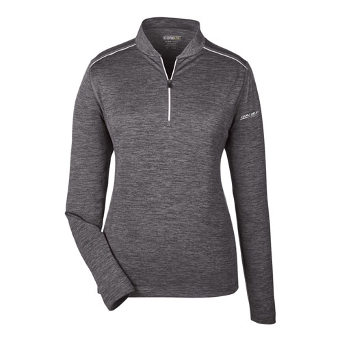 BNSF Ladies' Kinetic Performance Quarter-Zip