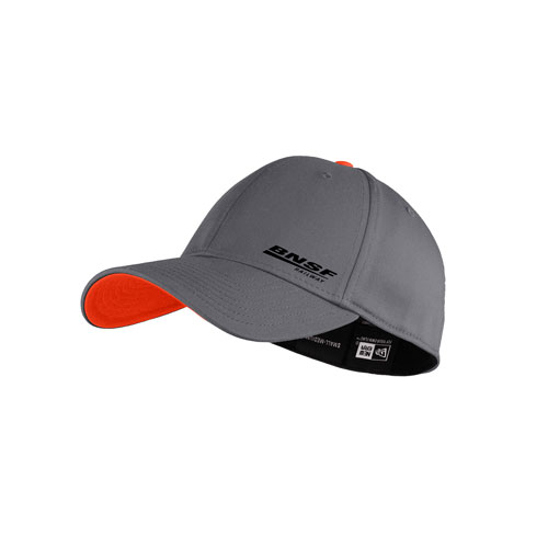 BNSF New Era® Fitted Interception Cap – L/XL