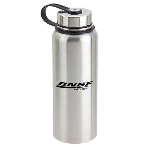 BNSF Thirst-Be-Gone Insulated Water Bottle, 32 oz.