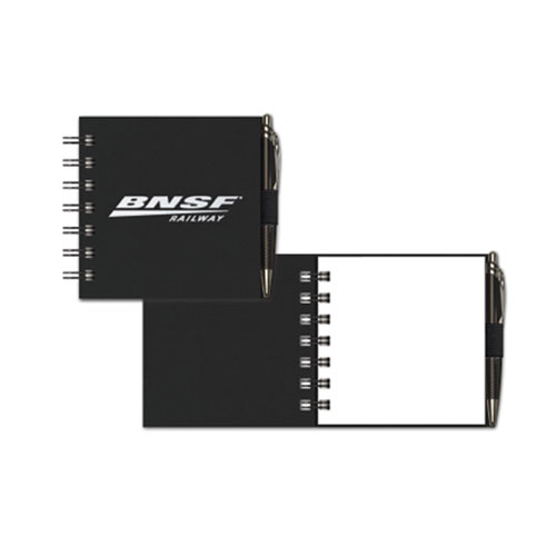 BNSF Square JotterPad with Pen